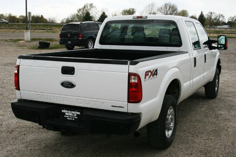 Ford Super Duty F-250 SRW 2014 price $15,999