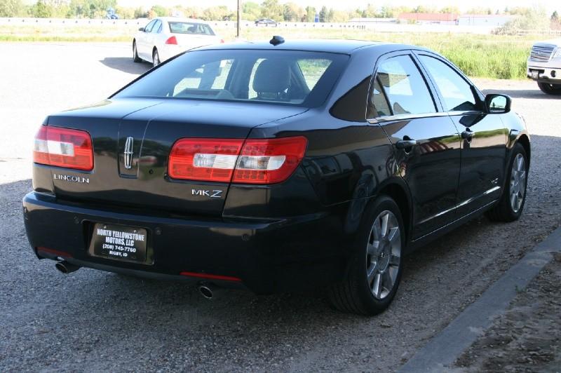 Lincoln MKZ 2009 price $5,388
