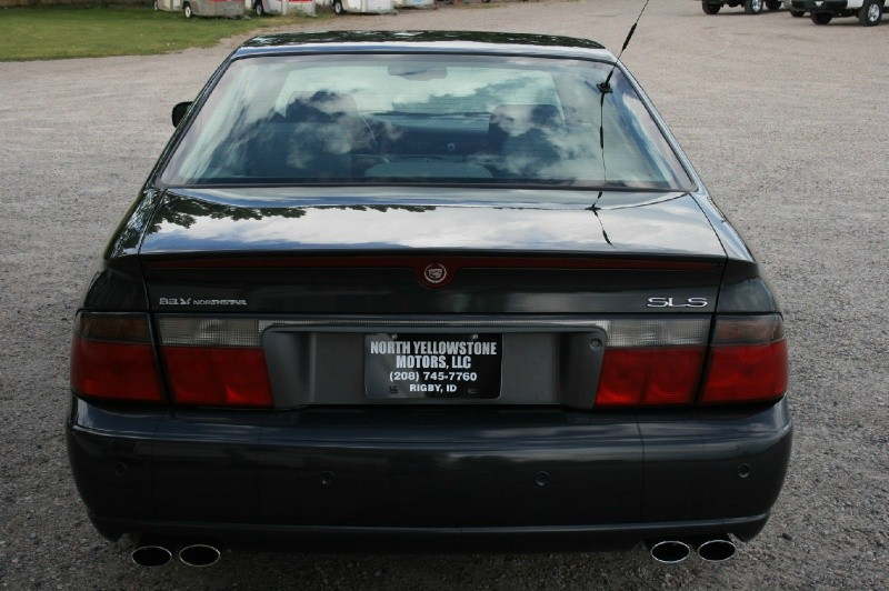 Cadillac Seville 2002 price $3,999