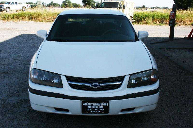 Chevrolet Impala 2001 price $3,999