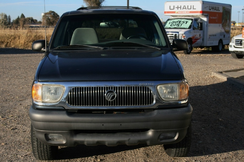 Mercury Mountaineer 1998 price $3,199