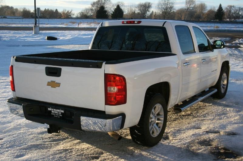 Chevrolet Silverado 1500 2012 price $13,999