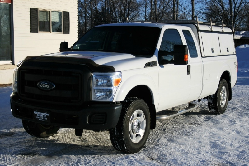 Ford Super Duty F-250 SRW 2015 price $14,999