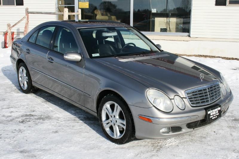 Mercedes-Benz E-Class 2006 price $5,499