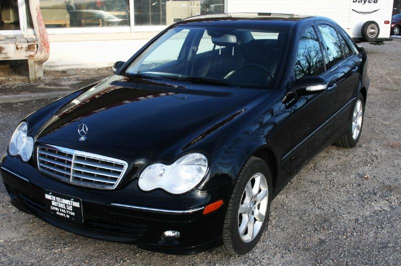 Mercedes-Benz C-Class 2007 price $5,999