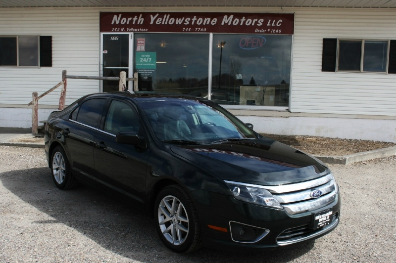Ford Fusion 2010 price $7,299