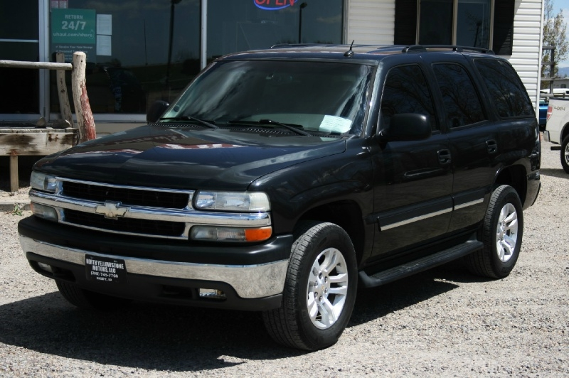 Chevrolet Tahoe 2005 price $6,999