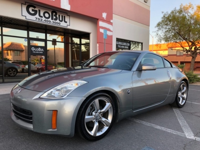 2006 Nissan 350z 2dr Cpe Manual Inventory Globul Auto