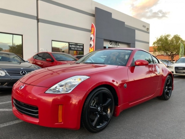 2006 Nissan 350z Touring 2dr Cpe Inventory Globul Auto