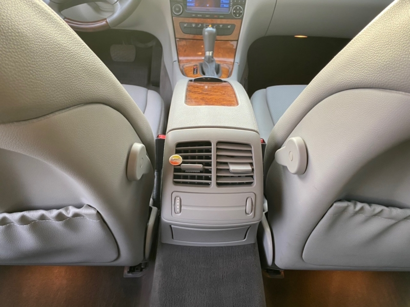 Mercedes-Benz E-Class 2008 price $8,900