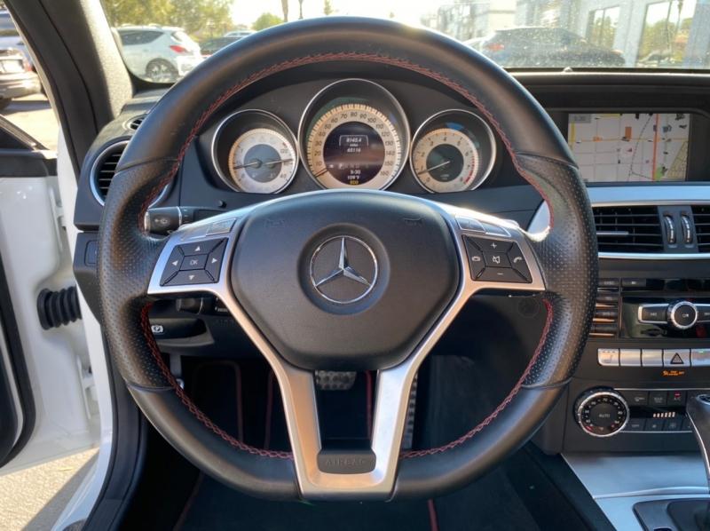 Mercedes-Benz C-Class 2013 price $16,900