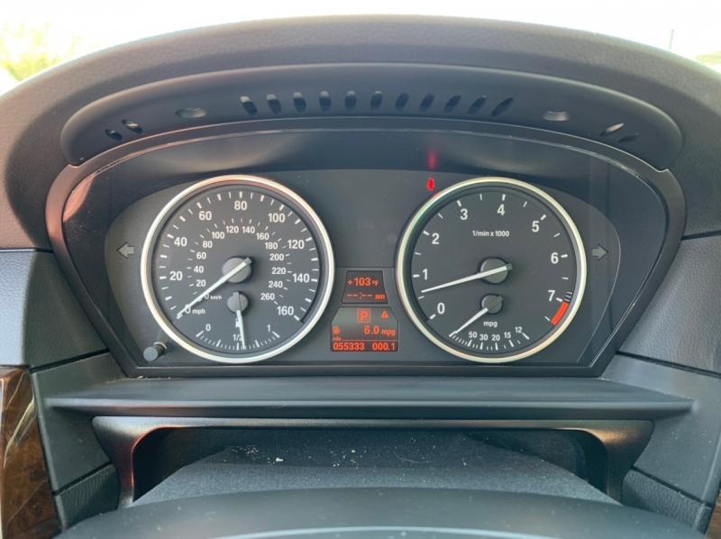 BMW 5-Series 2008 price $8,900