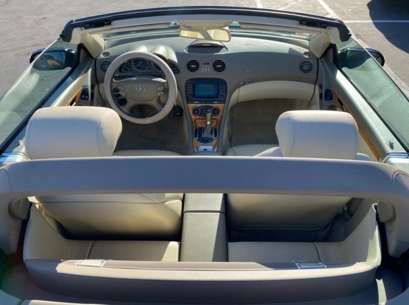 Mercedes-Benz SL-Class 2008 price $14,900