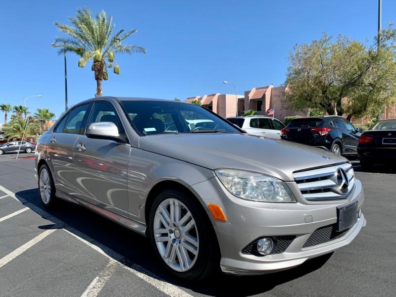 Mercedes-Benz C-Class 2008 price $7,900