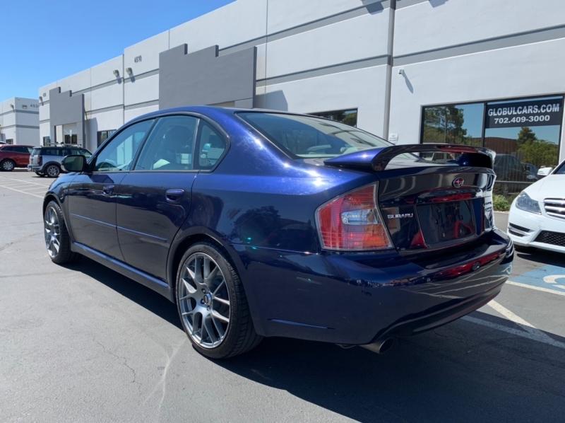 Subaru Legacy Sedan 2006 price $8,900