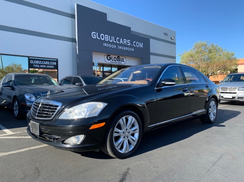 Mercedes-Benz S-Class 2009 price $13,900