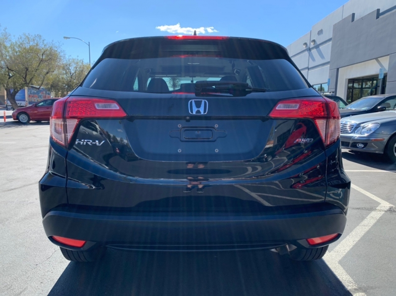 Honda HR-V 2016 price $13,900