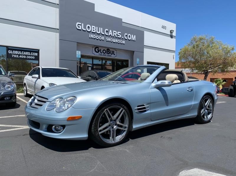 Mercedes-Benz SL-Class 2007 price $16,900