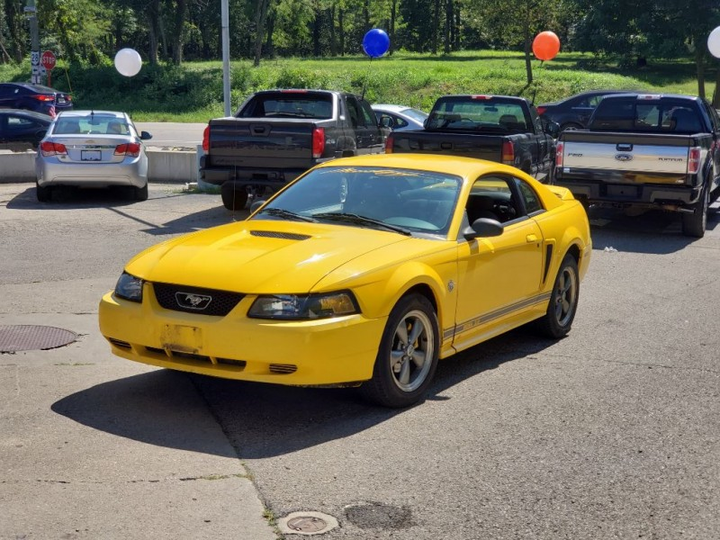 FORD MUSTANG 1999 price $2,988