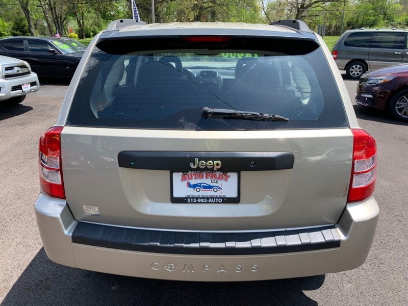 JEEP COMPASS 2009 price $4,600