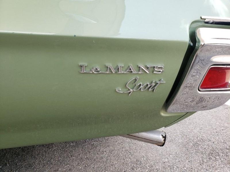 PONTIAC LEMANS 1970 price $14,900