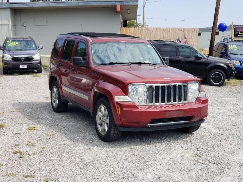 JEEP LIBERTY 2011 price $6,999