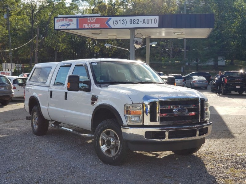 FORD F250 2008 price $14,888