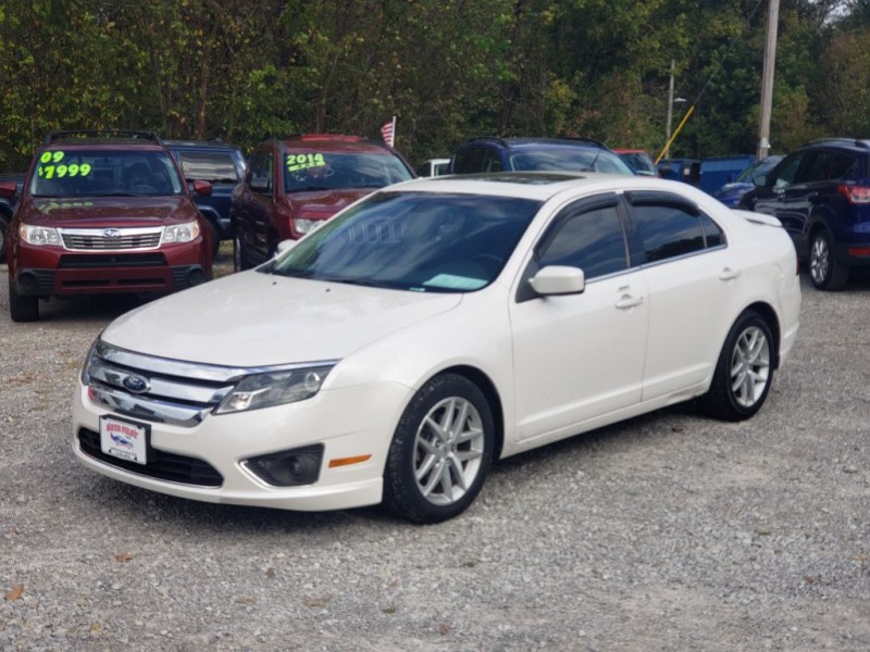 FORD FUSION 2011 price $5,988