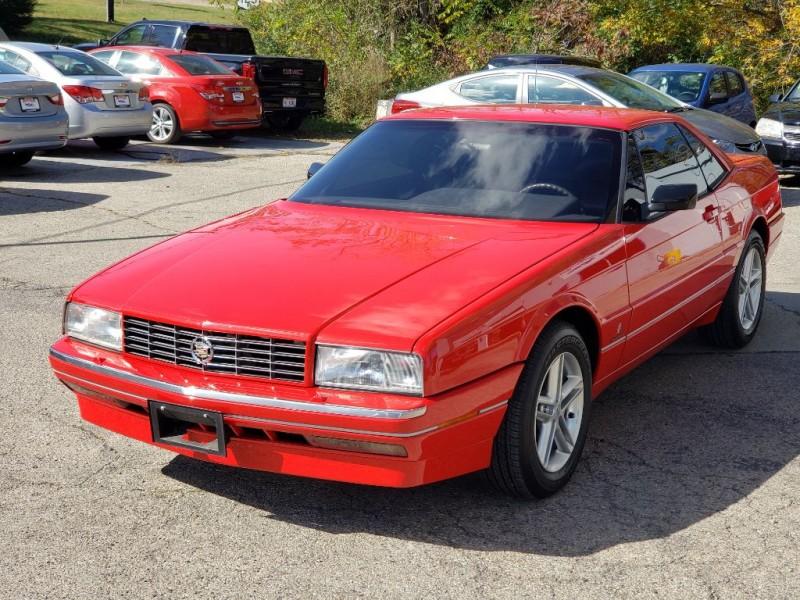 CADILLAC ALLANTE 1989 price $6,999