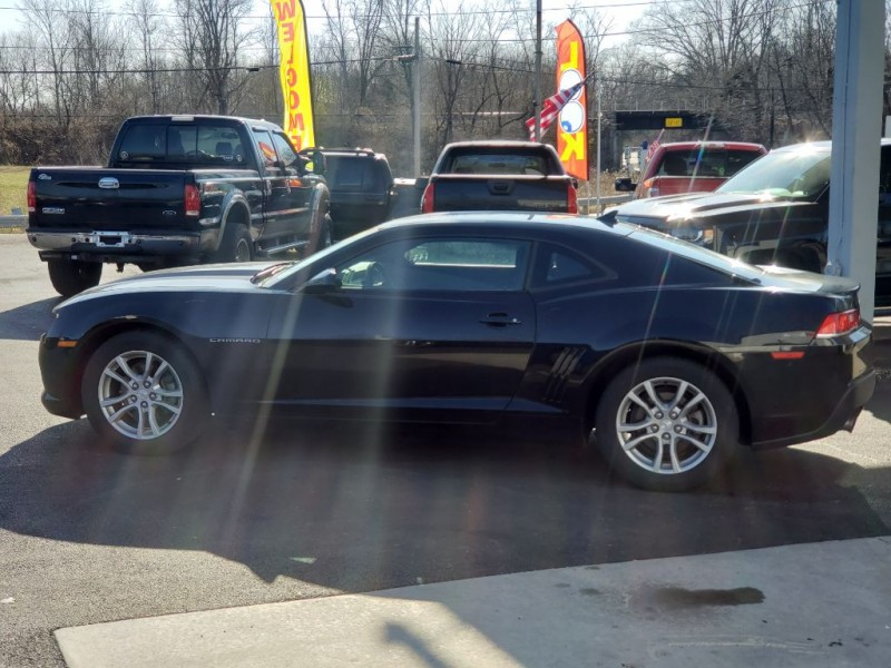 CHEVROLET CAMARO 2014 price $11,998