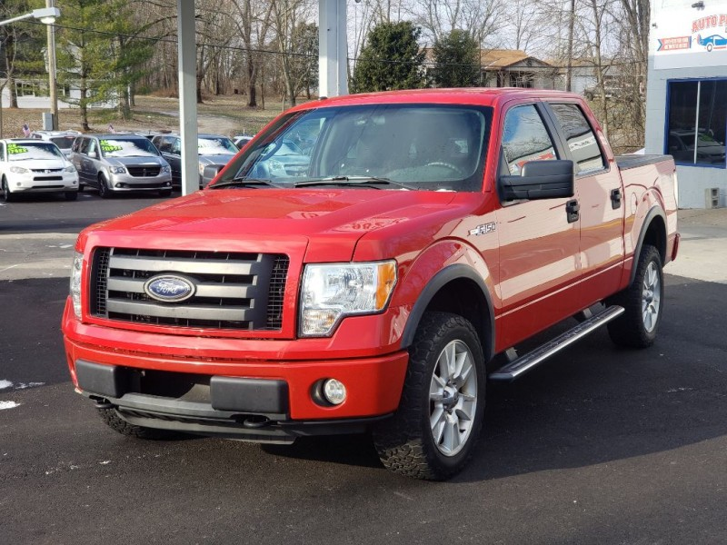 FORD F-150 2010 price $11,988
