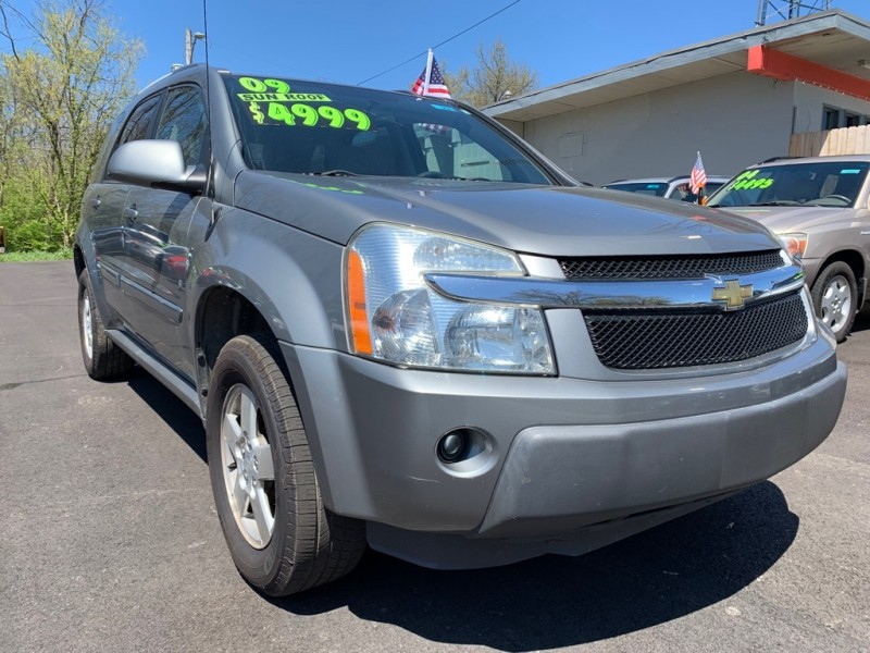 CHEVROLET EQUINOX 2006 price $4,900
