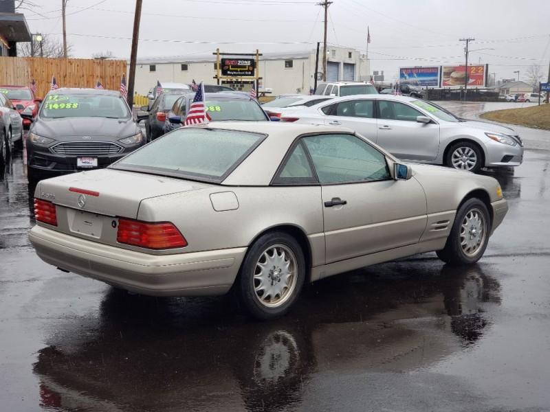 MERCEDES-BENZ SL-CLASS 1998 price $5,000
