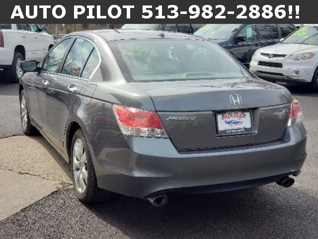 HONDA ACCORD 2009 price $5,000