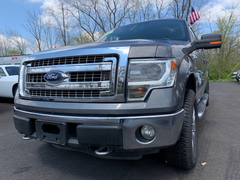 FORD F-150 2014 price $14,500
