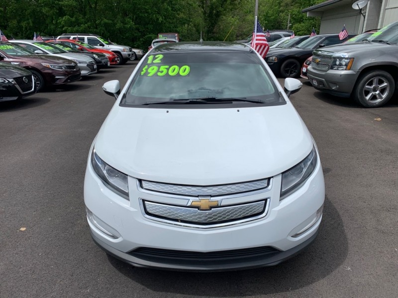 CHEVROLET VOLT 2012 price $9,500