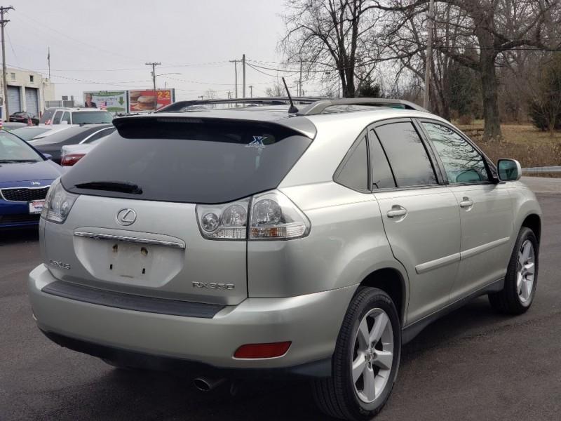 LEXUS RX 350 2007 price $5,000