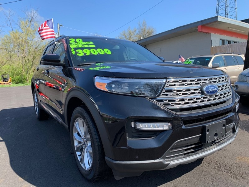 FORD EXPLORER 2020 price $43,900