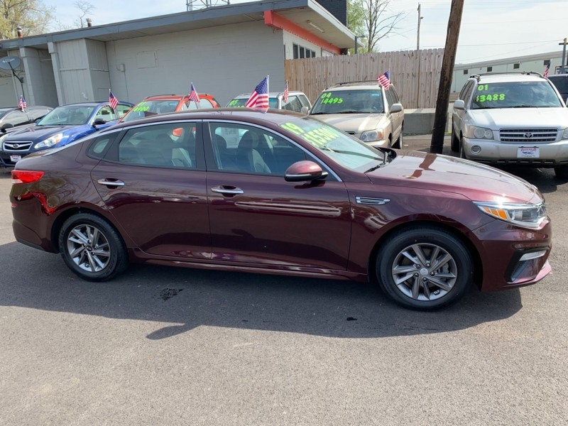 KIA OPTIMA 2019 price $15,500
