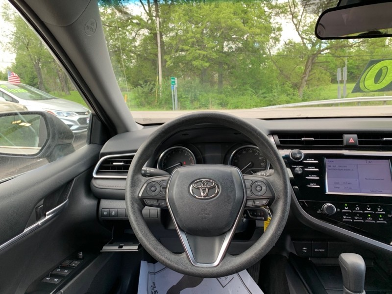 TOYOTA CAMRY 2018 price $14,500