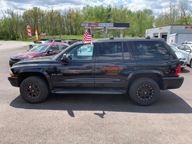 DODGE DURANGO 2002 price $2,500