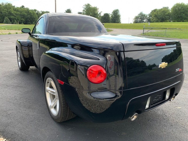 CHEVROLET SSR 2003 price $36,500