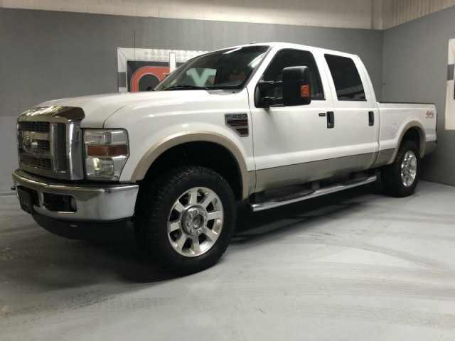 2009 ford super duty f 250 srw