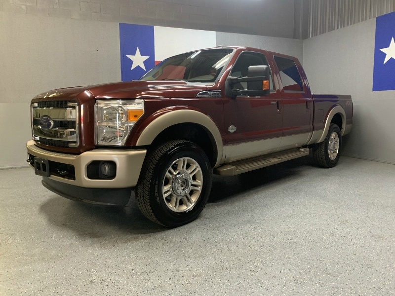 Ford Super Duty F-250 2013 price $27,999