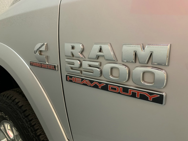 RAM 2500 2017 price $35,995