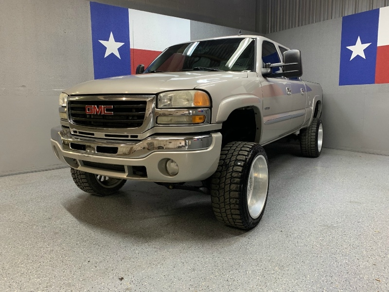 GMC Sierra 2500HD 2006 price $18,995