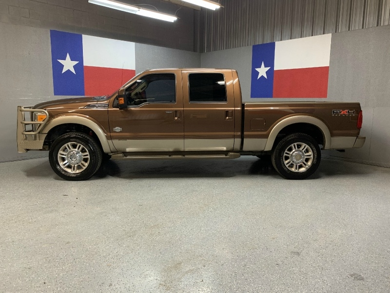 Ford Super Duty F-250 2011 price $20,995