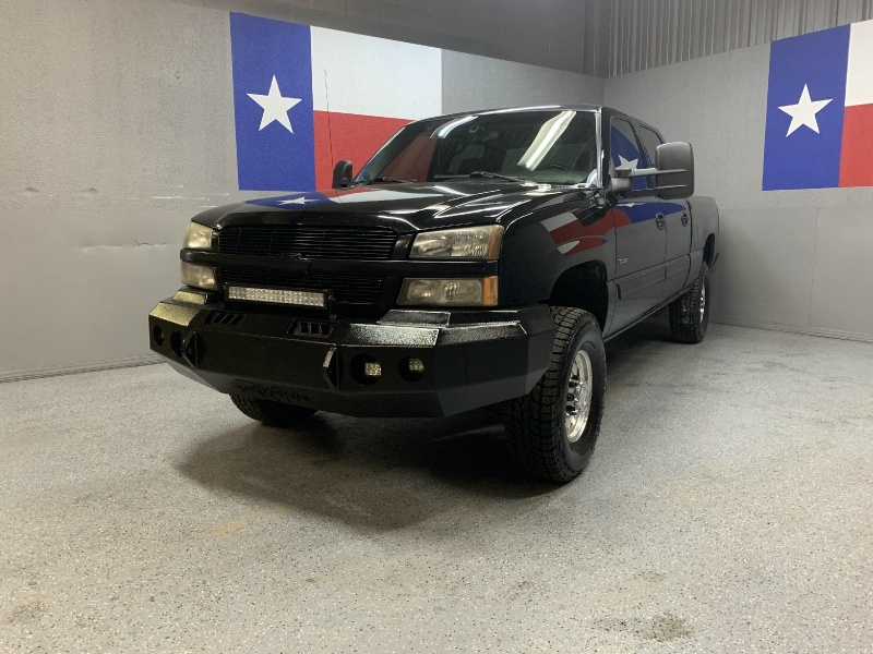 Chevrolet Silverado 2500HD 2004 price $9,995