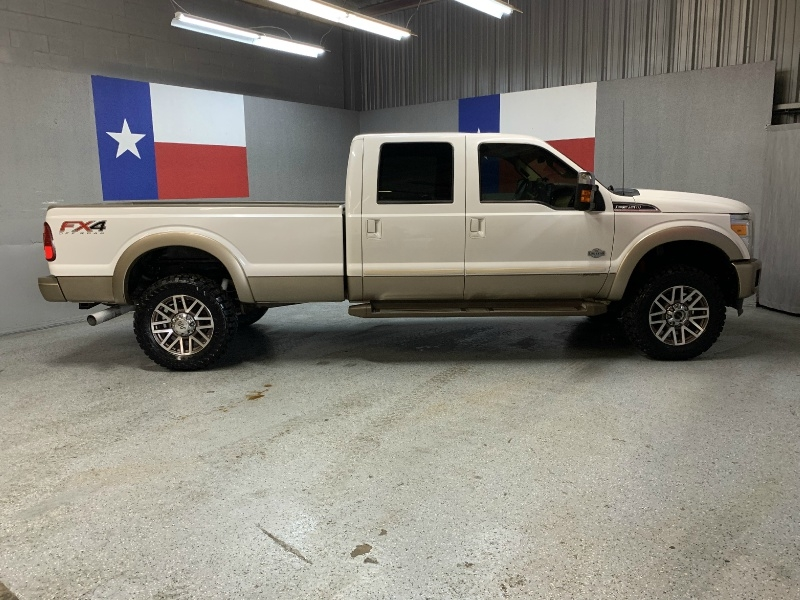 Ford Super Duty F-350 SRW 2014 price $24,995