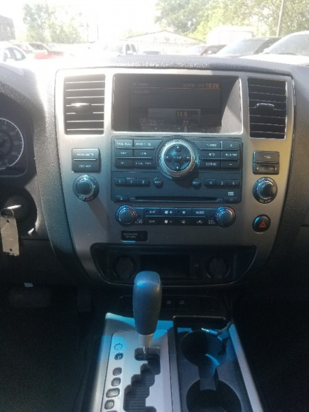 Nissan Armada 2010 price $0
